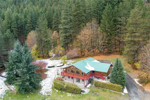 85 Wedge View Lane, Leavenworth, WA 98826 (#1679203) :: Alchemy Real Estate