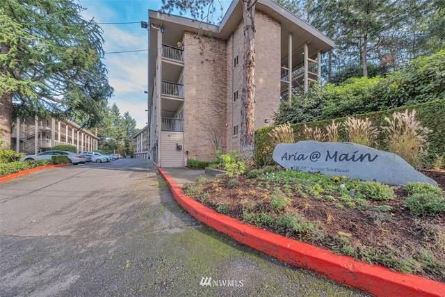 130 105th Avenue SE #202, Bellevue, WA 98004 (#1679221) :: Keller Williams Realty
