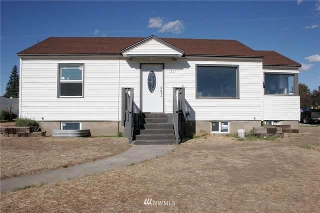 211 E 6th Street, Lind, WA 99341 (#1679226) :: Mike & Sandi Nelson Real Estate