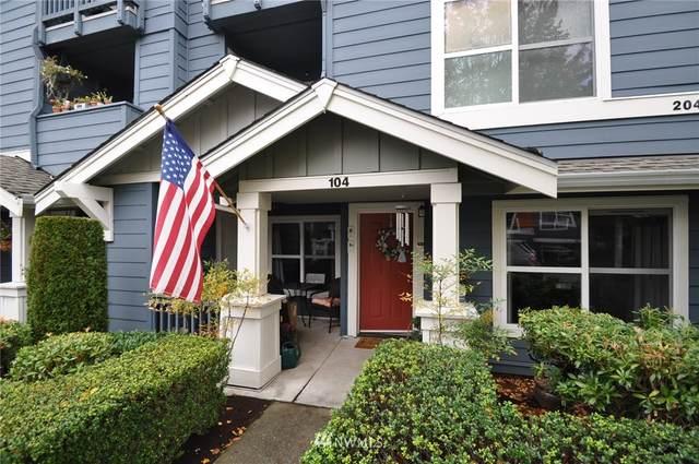 1698 25 Place SE #104, Issaquah, WA 98029 (#1679230) :: NW Homeseekers