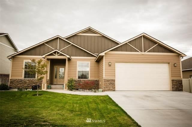 1121 W Oregon Street, Moses Lake, WA 98837 (#1679251) :: Mike & Sandi Nelson Real Estate