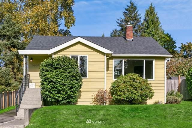 3532 NE 130th Street, Seattle, WA 98125 (#1679329) :: NW Home Experts