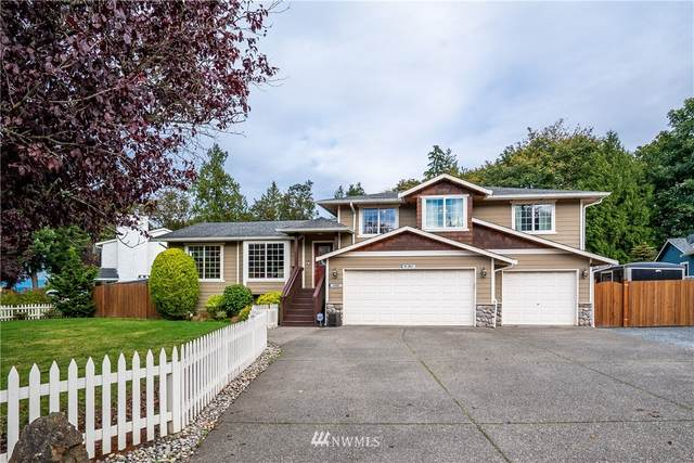 13021 58th Drive SE, Snohomish, WA 98296 (#1679364) :: Icon Real Estate Group