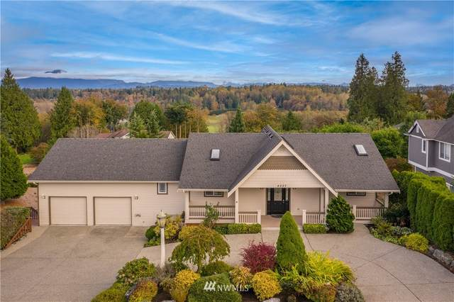 4007 115TH AVENUE SE, Snohomish, WA 98290 (#1679369) :: The Shiflett Group