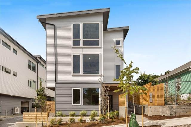 4816 S Holly Street C, Seattle, WA 98118 (#1679453) :: Ben Kinney Real Estate Team