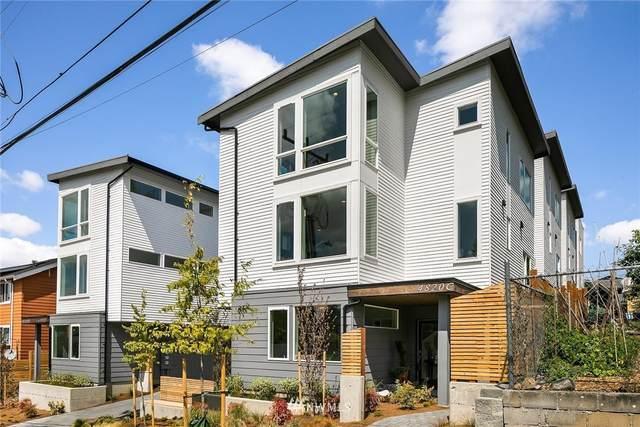 4820 S Holly Street A, Seattle, WA 98118 (#1679503) :: Pickett Street Properties
