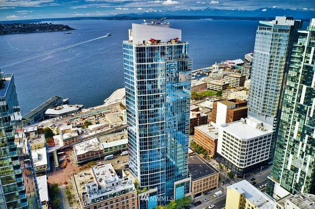 1521 2nd Avenue #1700, Seattle, WA 98101 (#1679538) :: KW North Seattle