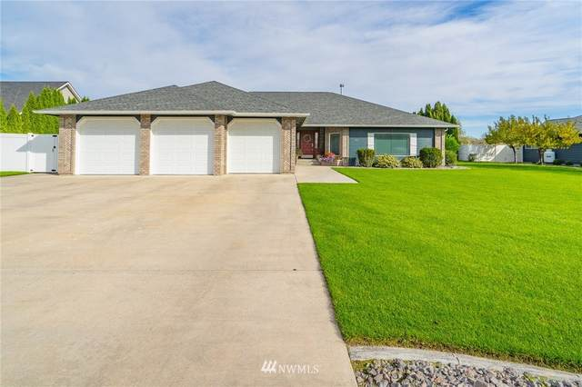 821 S Sand Dunes Road, Moses Lake, WA 98837 (#1679552) :: NW Homeseekers