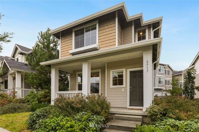 6517 High Point Drive SW, Seattle, WA 98126 (#1679570) :: NW Homeseekers