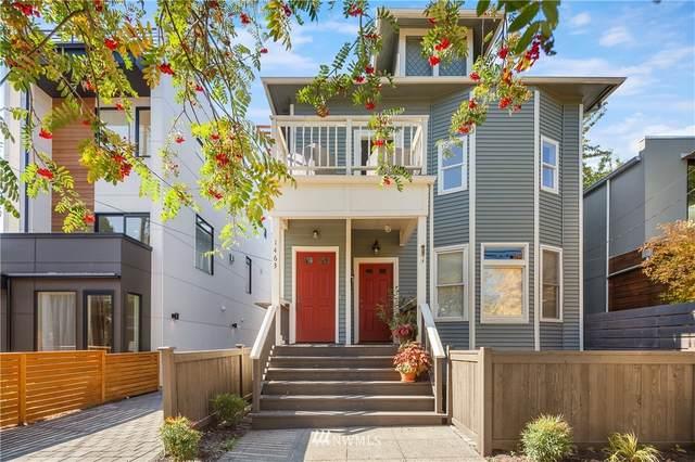 1463 22nd Avenue, Seattle, WA 98122 (MLS #1679575) :: Brantley Christianson Real Estate