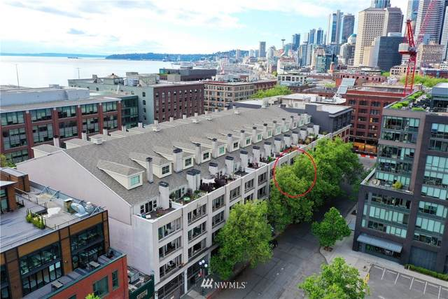 526 1st Avenue S #401, Seattle, WA 98104 (#1679583) :: Pickett Street Properties