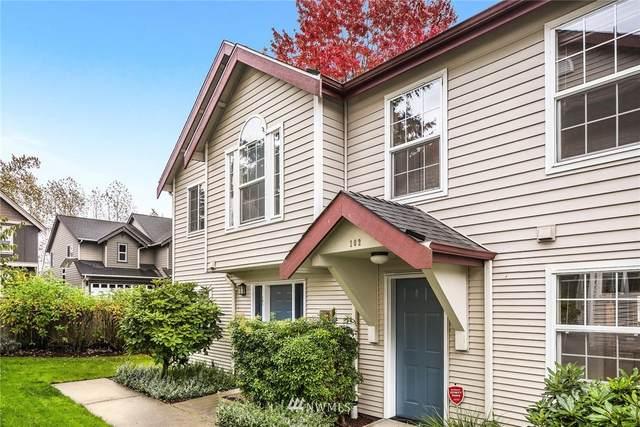 13306 SE 272nd Street C102, Kent, WA 98042 (#1679600) :: M4 Real Estate Group