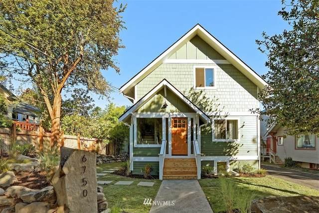 6750 Jones Avenue NW, Seattle, WA 98117 (#1679650) :: KW North Seattle