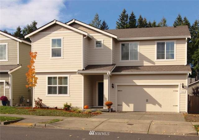 7003 Alta Vista Drive SE, Tumwater, WA 98501 (#1679697) :: KW North Seattle