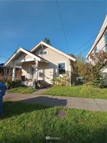 512 N 77th Street, Seattle, WA 98103 (#1679800) :: Ben Kinney Real Estate Team