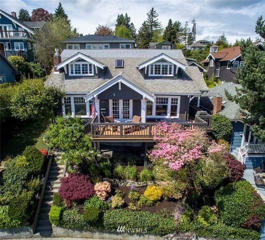 1523 38th Avenue, Seattle, WA 98122 (#1679810) :: The Robinett Group