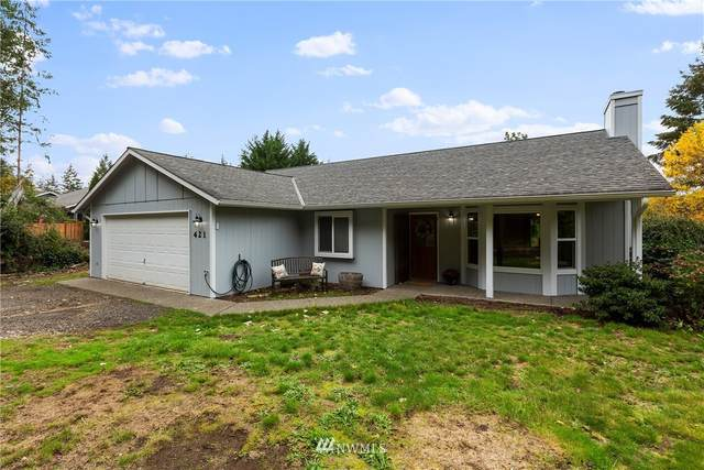 421 NE Cutlass Way, Belfair, WA 98528 (#1679895) :: NW Home Experts