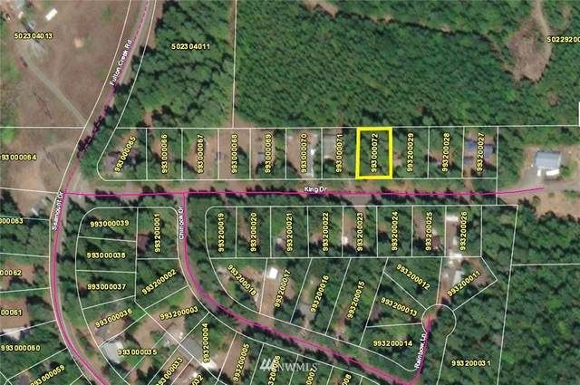 0 King St, Brinnon, WA 98320 (#1679949) :: Priority One Realty Inc.