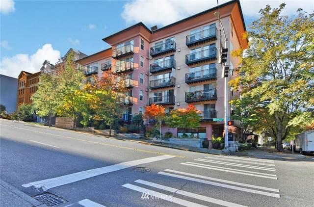 1323 Boren Avenue #204, Seattle, WA 98101 (#1679951) :: Becky Barrick & Associates, Keller Williams Realty