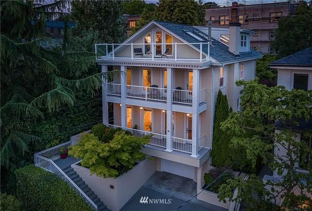 930 Federal Avenue E, Seattle, WA 98102 (MLS #1679961) :: Brantley Christianson Real Estate