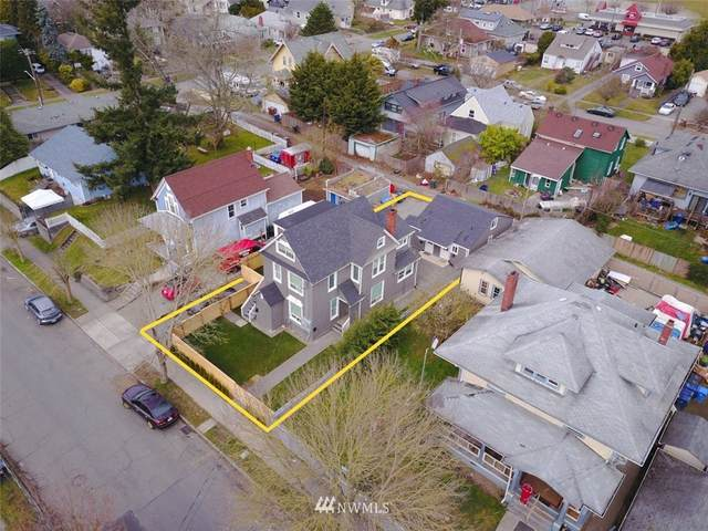 2033 S 8th Street, Tacoma, WA 98405 (#1679999) :: M4 Real Estate Group