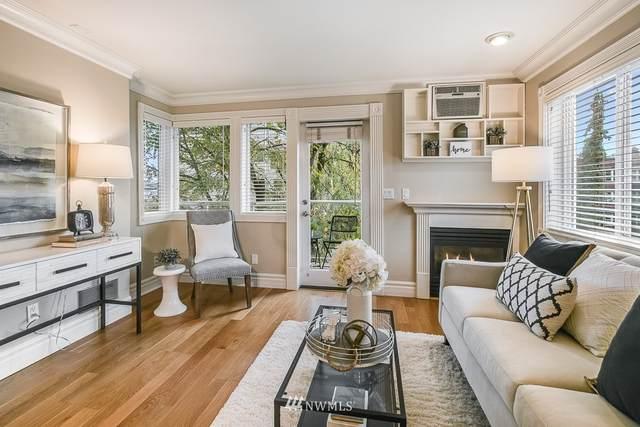 311 E Republican Street #600, Seattle, WA 98102 (#1680010) :: Becky Barrick & Associates, Keller Williams Realty