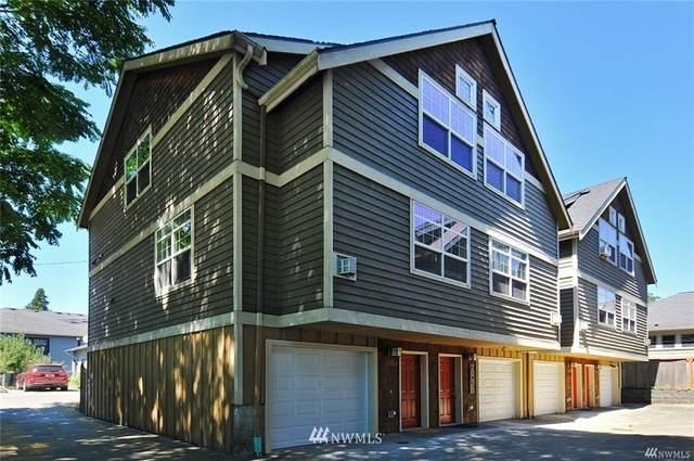 7803 12th Avenue NE B, Seattle, WA 98115 (#1680040) :: NW Home Experts