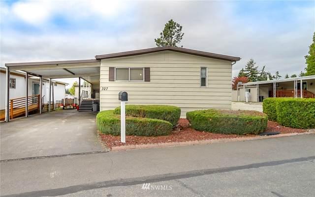 2101 S 324th Street #327, Federal Way, WA 98003 (#1680047) :: Mike & Sandi Nelson Real Estate