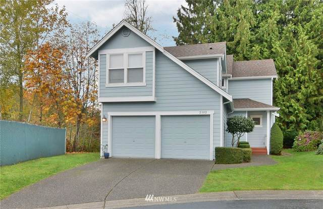 2102 81st Avenue NE, Lake Stevens, WA 98258 (#1680145) :: The Robinett Group