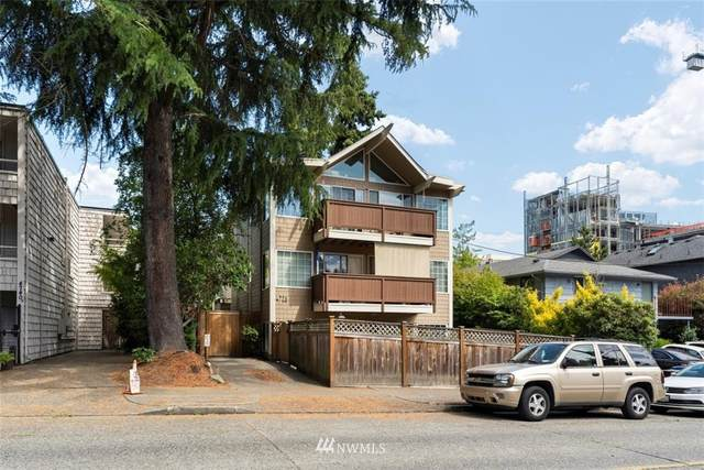 4728 40th Avenue NE 1A, Seattle, WA 98105 (#1680197) :: NW Home Experts