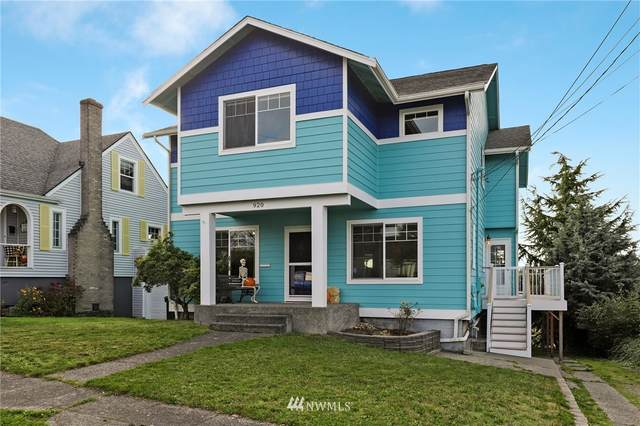 920 E Mckinley Road, Tacoma, WA 98404 (#1680222) :: Mike & Sandi Nelson Real Estate