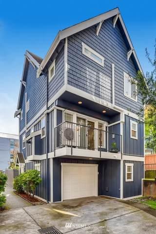 908 N 74th Street, Seattle, WA 98103 (#1680274) :: NW Home Experts