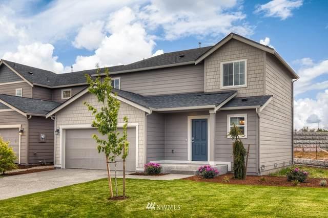 10703 183rd Street E #458, Puyallup, WA 98374 (#1680286) :: Northwest Home Team Realty, LLC