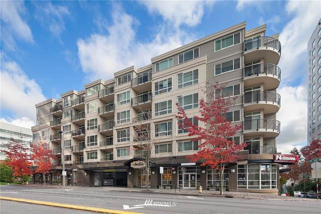 300 110 Avenue NE #312, Bellevue, WA 98004 (#1680369) :: Lucas Pinto Real Estate Group