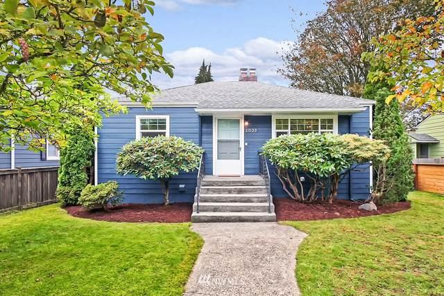 11533 Sand Point Way NE, Seattle, WA 98125 (#1680436) :: Keller Williams Realty