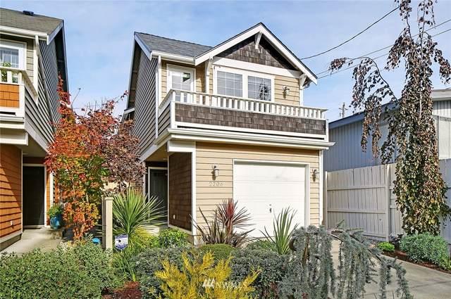 2206 NW 63rd Street, Seattle, WA 98107 (MLS #1680503) :: Brantley Christianson Real Estate