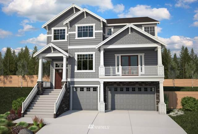 18718 135TH (Lot 80) Street E, Bonney Lake, WA 98391 (#1680581) :: NW Home Experts