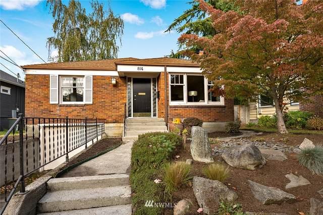 814 W Armour Street, Seattle, WA 98119 (#1680588) :: The Torset Group