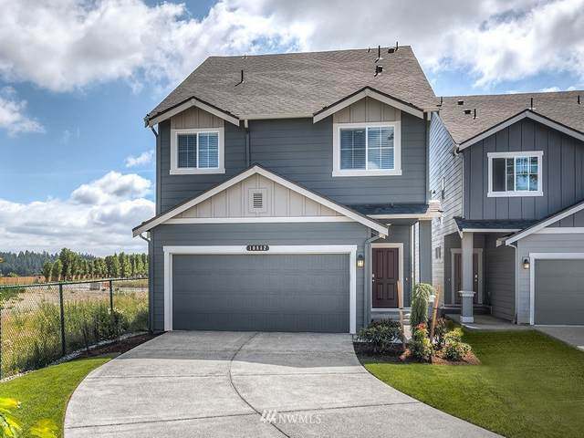 18354 107th Avenue E #431, Puyallup, WA 98374 (#1680629) :: My Puget Sound Homes