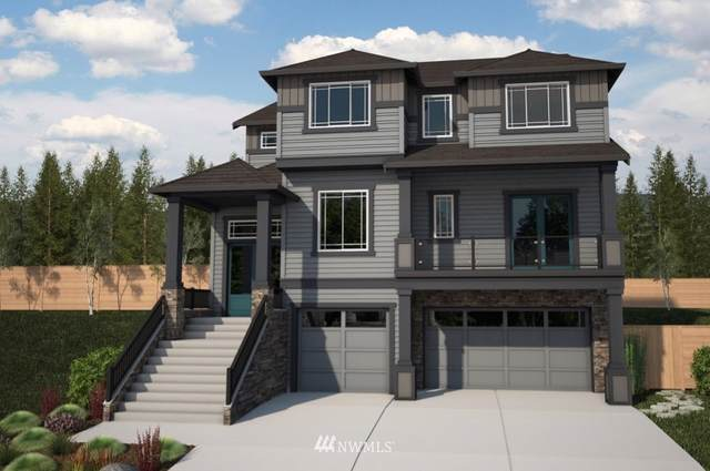 18722 135th (Lot 81) Street E, Bonney Lake, WA 98391 (#1680645) :: NW Home Experts