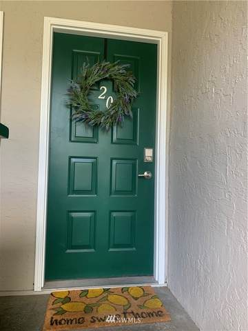 1102 8th Street NE #20, Auburn, WA 98001 (#1680687) :: McAuley Homes