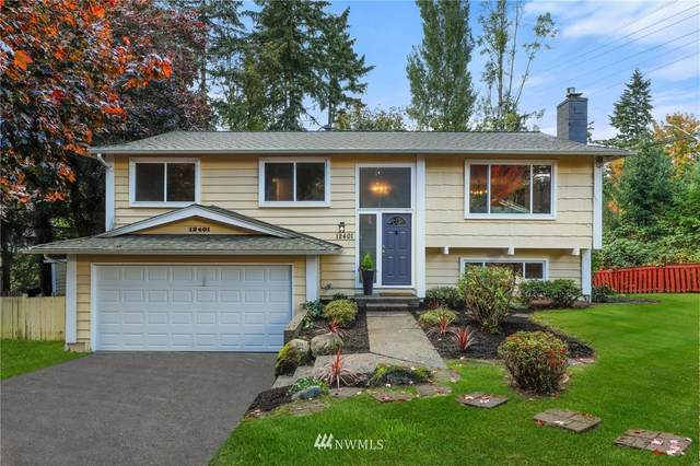 12401 NE 141st Street, Kirkland, WA 98034 (#1680802) :: Ben Kinney Real Estate Team