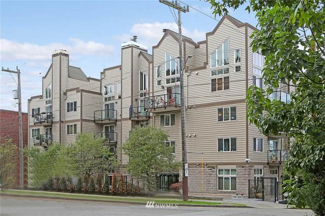 231 Belmont Avenue E #405, Seattle, WA 98102 (#1680822) :: Beach & Blvd Real Estate Group