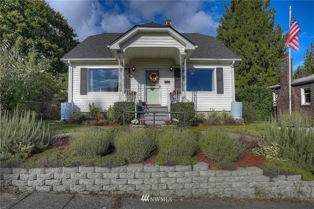 421 S 61st, Tacoma, WA 98408 (#1680917) :: McAuley Homes