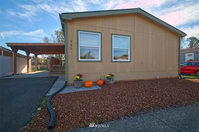 300 SW 7th Avenue #135, Battle Ground, WA 98604 (#1680973) :: The Robinett Group