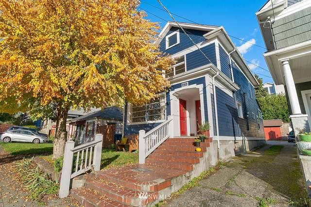 3622 Densmore Avenue N, Seattle, WA 98103 (#1681106) :: Mike & Sandi Nelson Real Estate