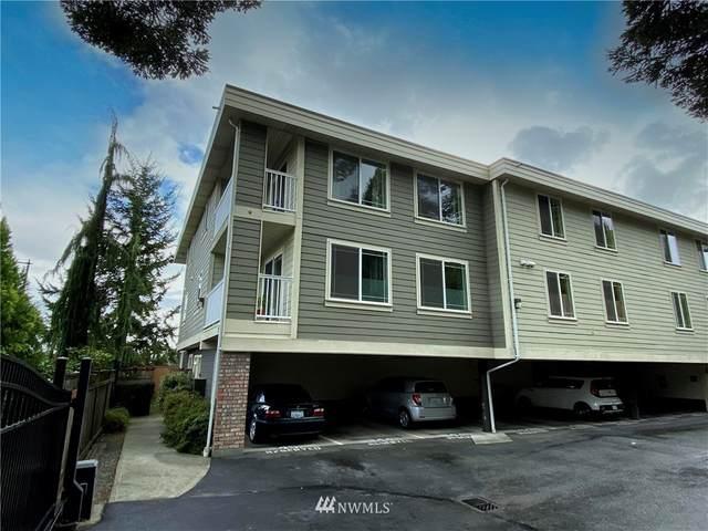 935 N 200th Street A-306, Shoreline, WA 98133 (#1681156) :: Ben Kinney Real Estate Team