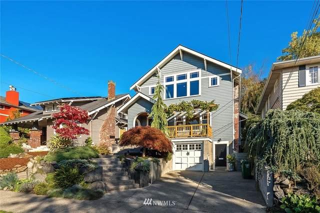 6710 Palatine Avenue N, Seattle, WA 98103 (#1681167) :: Alchemy Real Estate