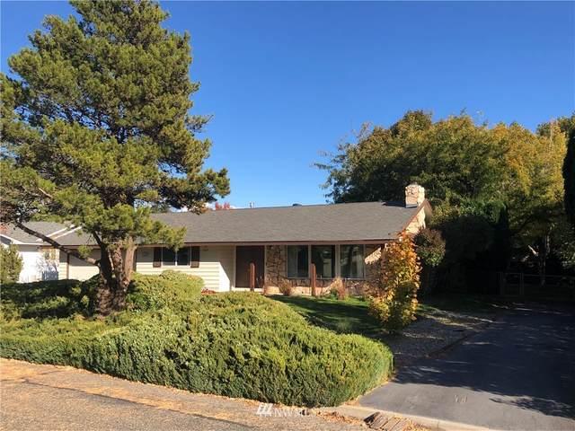 1400 Vista Road, Ellensburg, WA 98926 (#1681187) :: Hauer Home Team