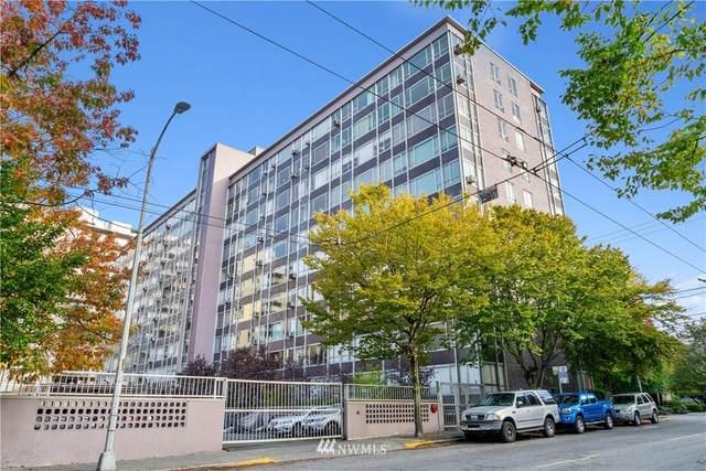 1221 Minor Avenue #401, Seattle, WA 98101 (#1681202) :: Pickett Street Properties